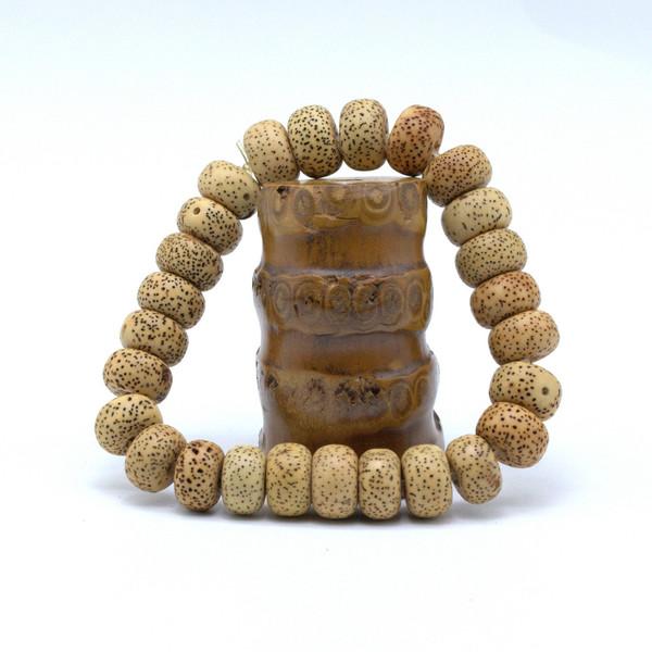 Чётки семена Син Юэ 26 бусин 7*12 мм