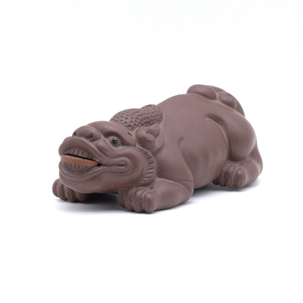 Фигурка глина дракон