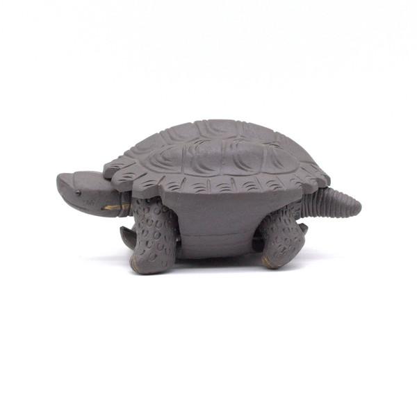 Фигурка глина черепаха