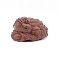 Фигурка глина Трёхлапая жаба