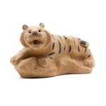 Фигурка глина Тигр