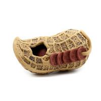Фигурка глина Арахис с монетами