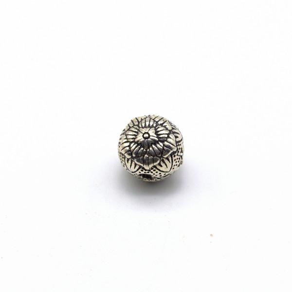 Голова Будды серебро 10м