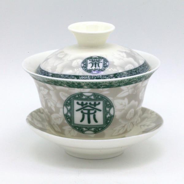 """Гайвань фарфор """"Чай"""" 115 мл"""