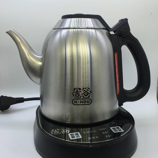 Чайник для воды электрический с подогревом
