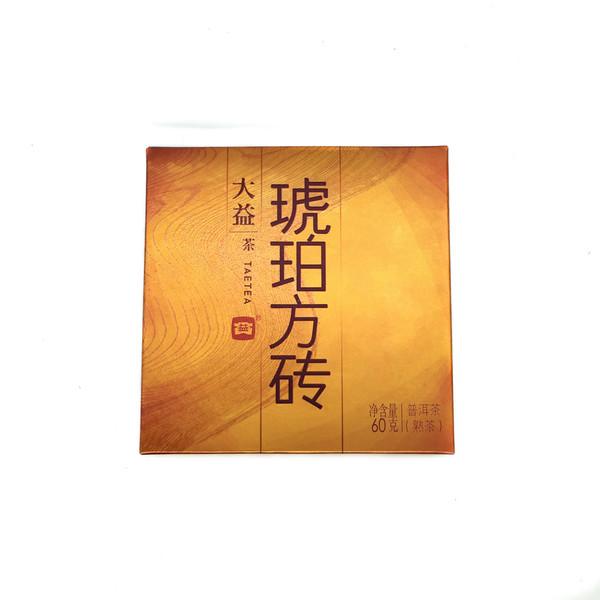 Чай Пуэр Шу Да И Ху По Фан '14 №600