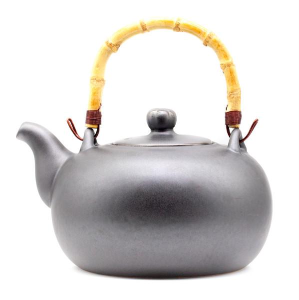 Чайник для воды глина 1500 мл