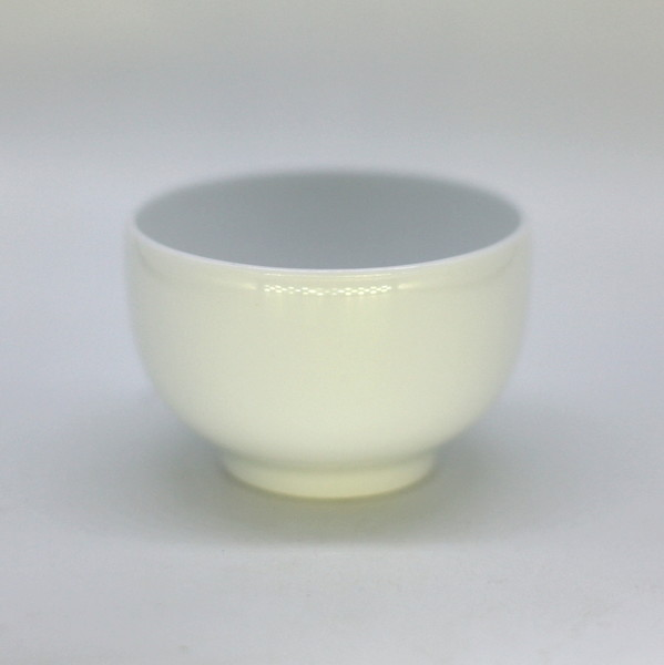 "Чашка фарфор из Цзиндэчжэнь ""Зимняя Форма"" большая 120 мл"