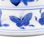 Ча Е Гуань фарфор персики бабочки и летучие мыши
