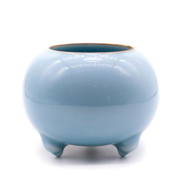"""Сян Лу (курильница) """"Голубой шар"""""""