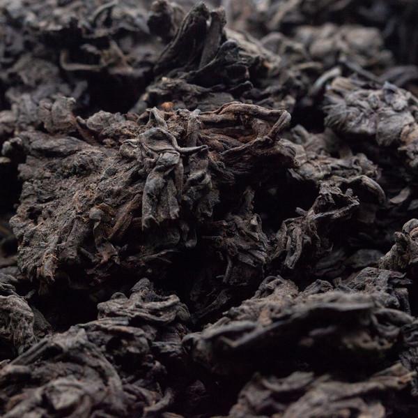 Чай Пуэр Шу Цзы Я Лао Ча Тоу '20 №2000