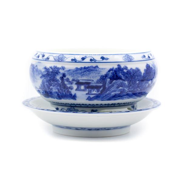 Горшок для цветов фарфор Шань Шуэй