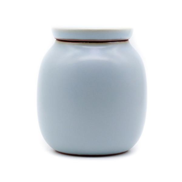 Банка для чая Жу Яо голубая
