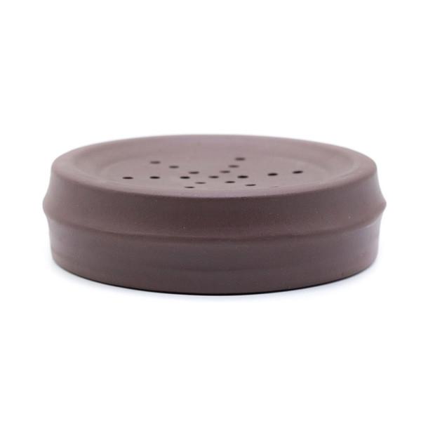 Чайный пруд глина коричневая Бамбук