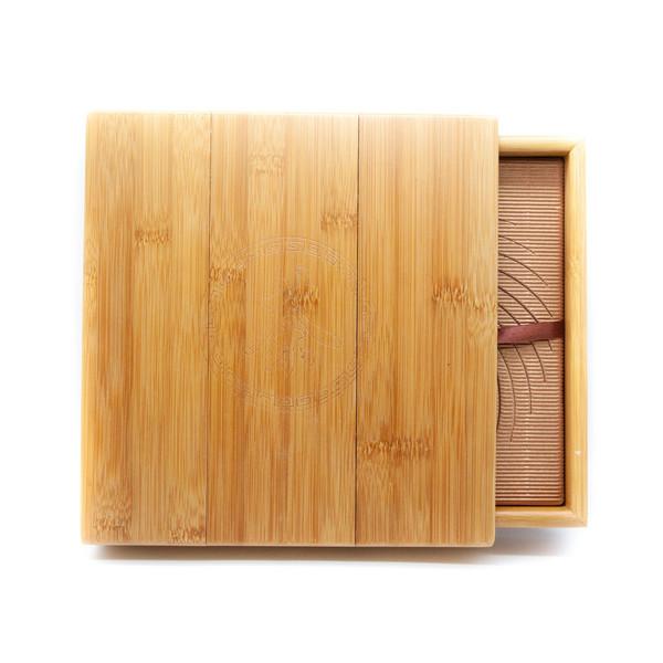 Коробка для пуэра и поднос