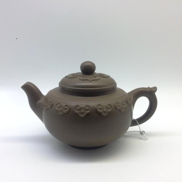 """Чайник, глина """"Облака"""", 170 мл"""