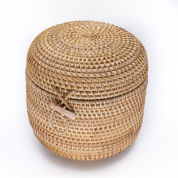 """Короб бамбук """"Средний"""""""