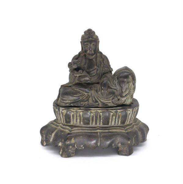 "Бронза ""Будда со слоном"""