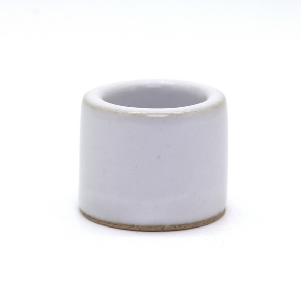 Подставка под крышку чайника глина