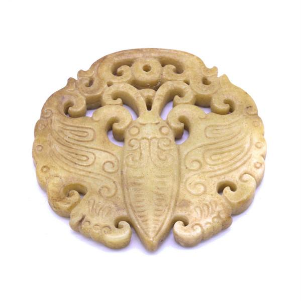 Нефрит Бабочка