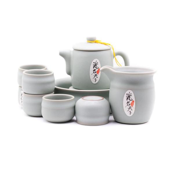 Набор глина Чайный пруд Жу Яо 9 предметов