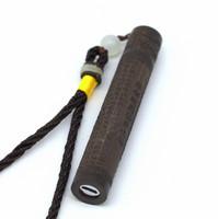 Зажигалка для палочек дерево Цзы Тан Сутра Сердца