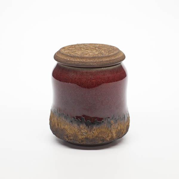 Чаегуань глина, глазурь Тьен Му