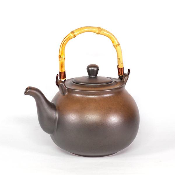 Чайник для воды глина Омбре