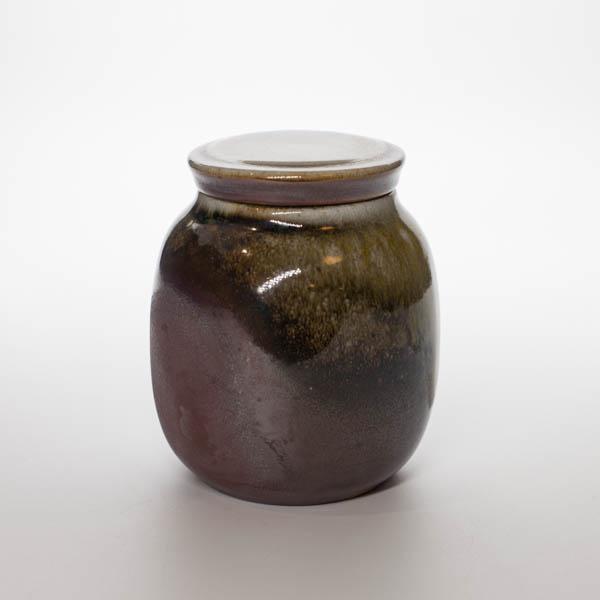 Чайница 2 (Глазурь Тьен Му)