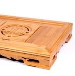 Чайный столик бамбук Малая 35,5*26*6 см