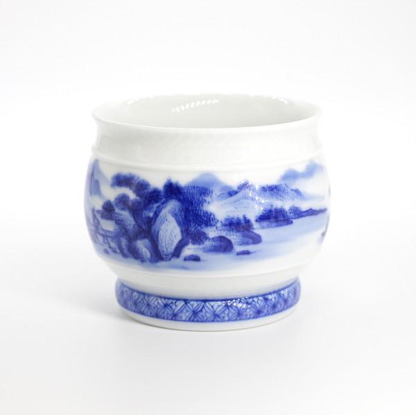Чашка фарфор Цзин Дэ Чжэнь 155 мл