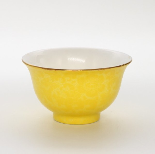 "Чашка ""Истинно Желтая"", летняя форма"