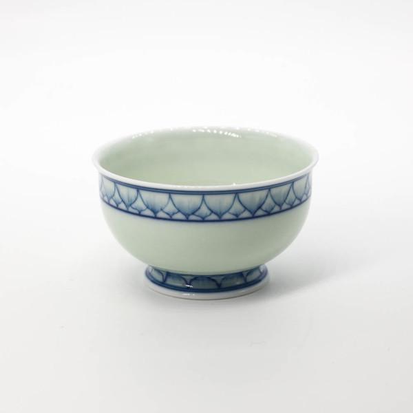 Чашка фарфор Цзин Дэ Чжэнь 60 мл