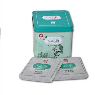 Чай Пуэр Шэн Да И Джи Льен Хуань Син Фан '12 №400