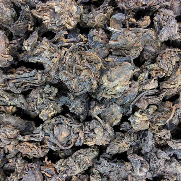 Чай Пуэр Шу Лао Шу Сяо Ча Тоу '08 №800