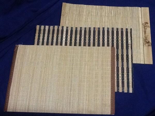 Решетка бамбуковая в ассортименте