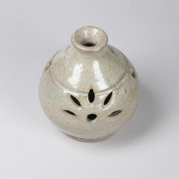 Вазочка для эфирного масла, глина