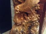 Скульптура с изображением резвящихся Арован