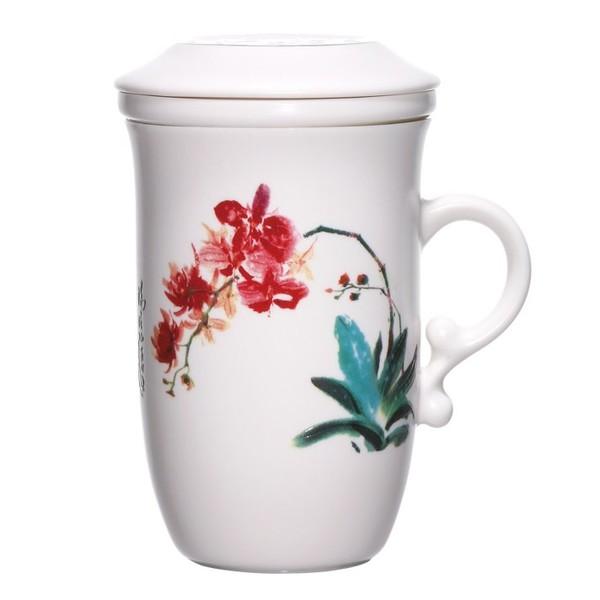 "Кружка ""Цветущая Орхидея"" 250 мл"