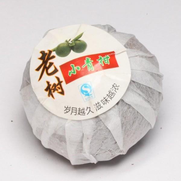 Чай Пуэр Шу Лао Шу Сяо Чхин Ган '03 №1300