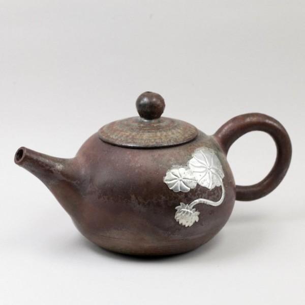 """Чайник """"Дровяной обжиг"""" 24-17 245мл"""