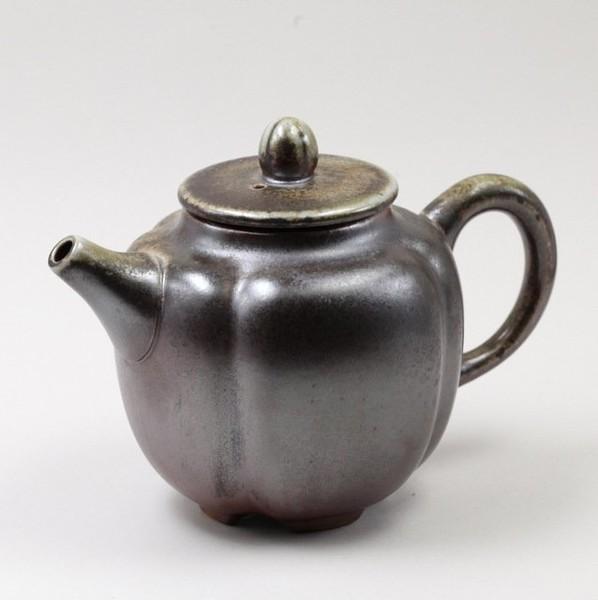 Чайник глина Дровяной обжиг 195 мл