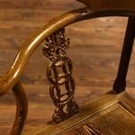 Кресло малое из венге