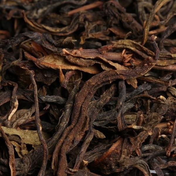 Чай Пуэр Шэн Гу Шу Сань Чха '08 №600