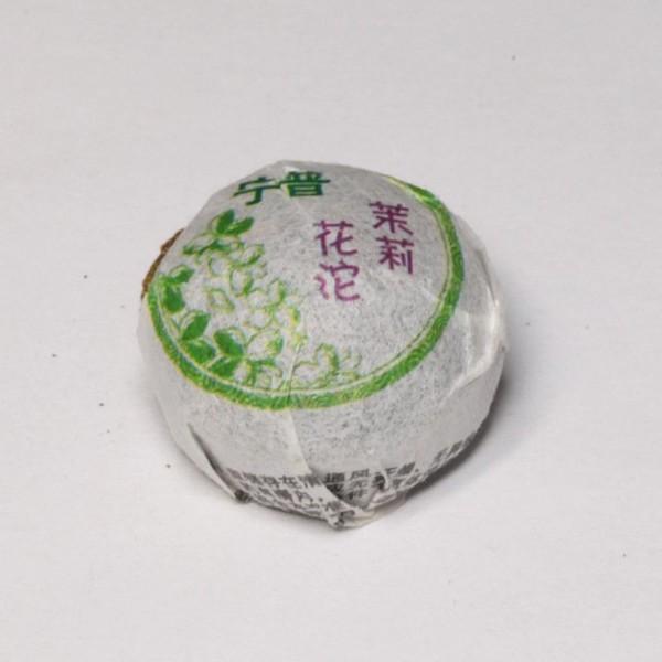 Чай Пуэр Шэн Моли Хуа Тоу '15 №80