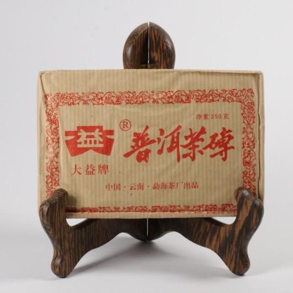Чай Пуэр Шу Да И Чжуань '05 №480