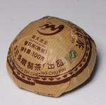 Чай Пуэр Шу Лао Шу То Ча '11 (Гао Тьен Леу Юнь) №320