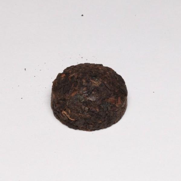 Чай Пуэр Шу Сяо Точа в фольге '11 №100