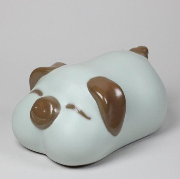 Фигурка глина Свинья символ Богатства