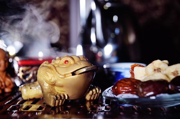 Чайная церемония Полный Фэн-Шуй
